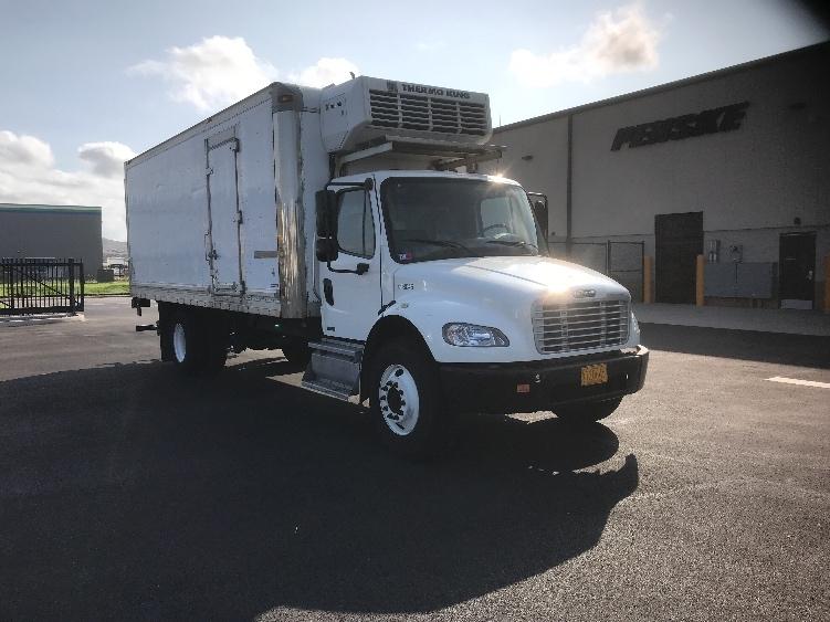 Reefer Truck-Light and Medium Duty Trucks-Freightliner-2011-M2-TORRANCE-CA-95,954 miles-$45,500
