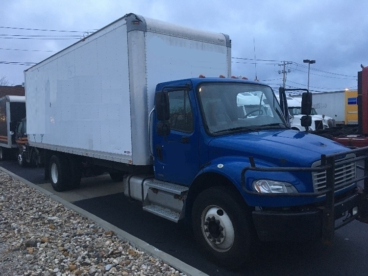 Medium Duty Box Truck-Heavy Duty Tractors-Freightliner-2011-M2-WEST BABYLON-NY-224,029 miles-$19,500