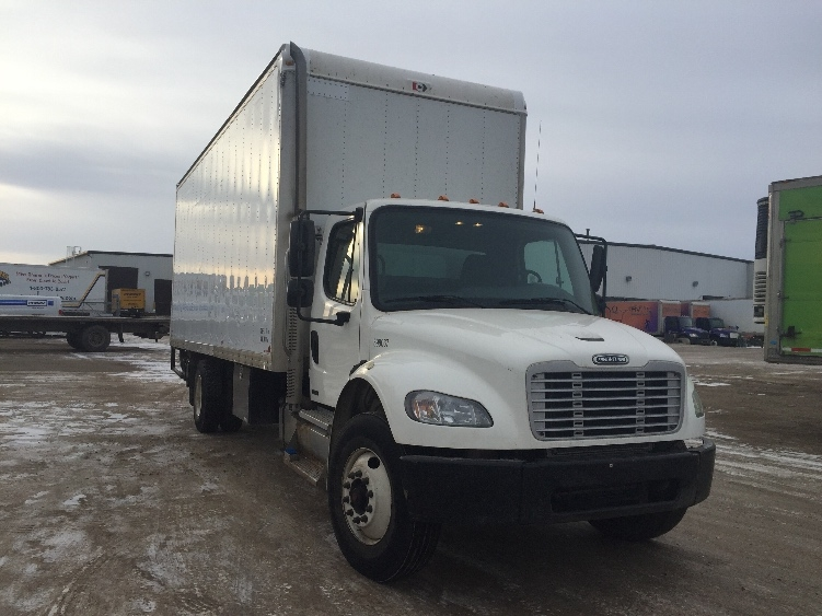 Medium Duty Box Truck-Light and Medium Duty Trucks-Freightliner-2011-M2-EDMONTON-AB-175,301 km-$52,750