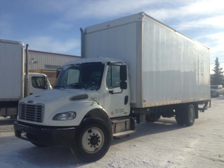 Medium Duty Box Truck-Light and Medium Duty Trucks-Freightliner-2011-M2-CALGARY-AB-192,009 km-$55,000