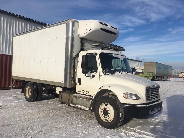 Reefer Truck-Light and Medium Duty Trucks-Freightliner-2011-M2-EDMONTON-AB-283,641 km-$45,500