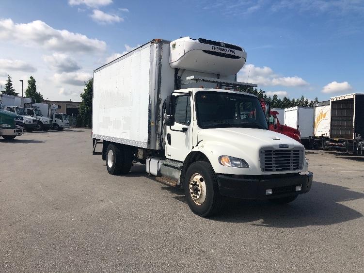Reefer Truck-Light and Medium Duty Trucks-Freightliner-2011-M2-DELTA-BC-312,797 km-$45,000
