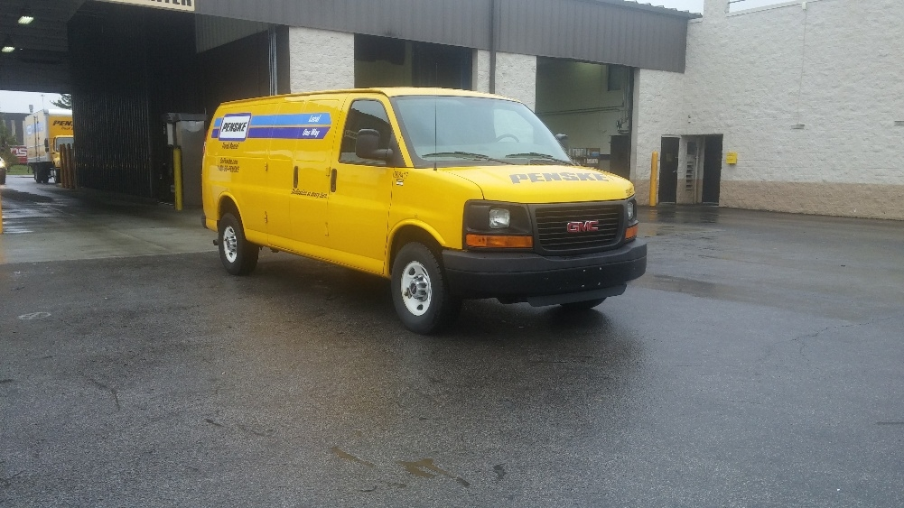 Cargo Van (Panel Van)-Light and Medium Duty Trucks-GMC-2010-Savana G33705-CINCINNATI-OH-143,695 miles-$11,750