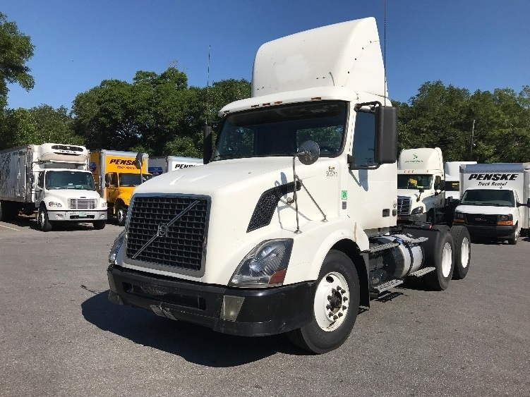 Day Cab Tractor-Heavy Duty Tractors-Volvo-2011-VNL64T300-PENSACOLA-FL-687,863 miles-$26,500