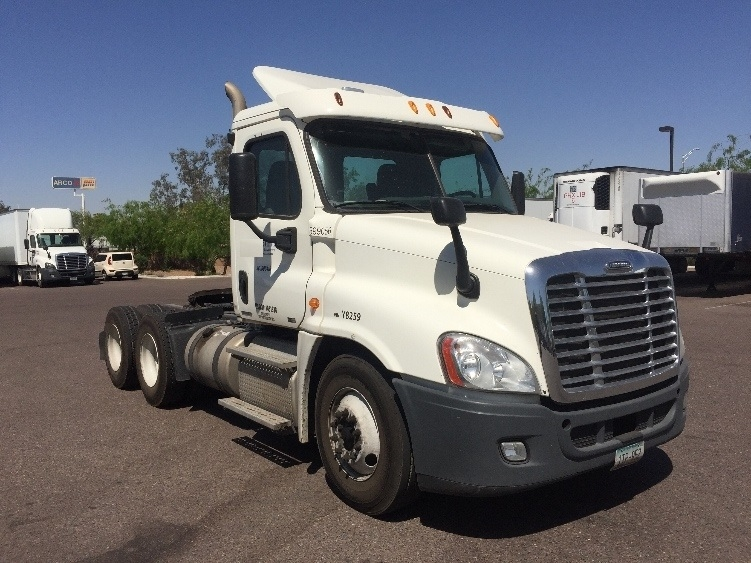 Day Cab Tractor-Heavy Duty Tractors-Freightliner-2011-Cascadia 12564ST-PHOENIX-AZ-274,231 miles-$41,250