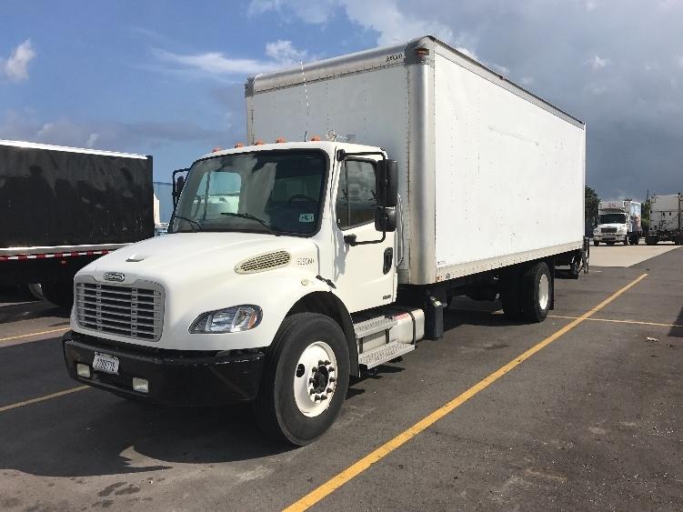 Medium Duty Box Truck-Light and Medium Duty Trucks-Freightliner-2011-M2-HAMMOND-LA-125,549 miles-$37,250