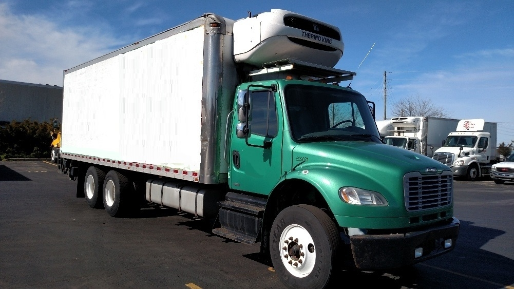 Reefer Truck-Light and Medium Duty Trucks-Freightliner-2011-M2-INDIANAPOLIS-IN-369,909 miles-$36,750