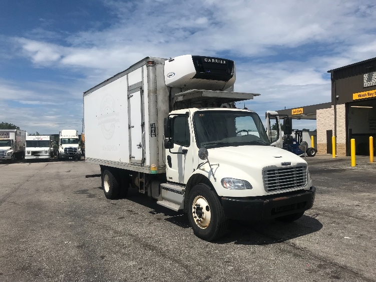 Reefer Truck-Light and Medium Duty Trucks-Freightliner-2011-M2-BROOK PARK-OH-358,093 miles-$19,250
