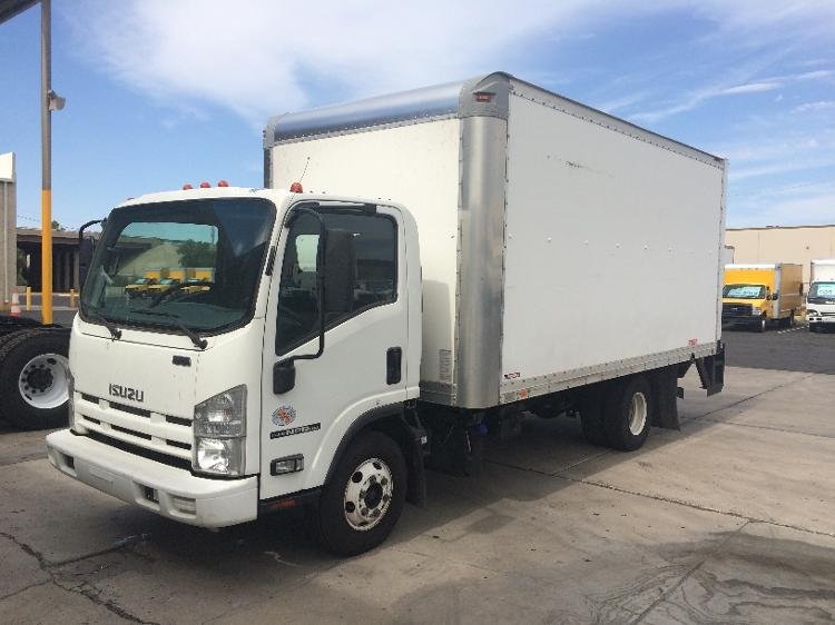 Medium Duty Box Truck-Light and Medium Duty Trucks-Isuzu-2011-NPR-PHOENIX-AZ-190,917 miles-$21,500