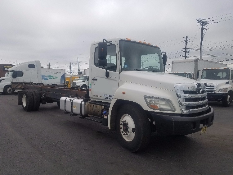 Cab and Chassis Truck-Light and Medium Duty Trucks-Hino-2011-338-SOUTH KEARNY-NJ-232,637 miles-$19,000