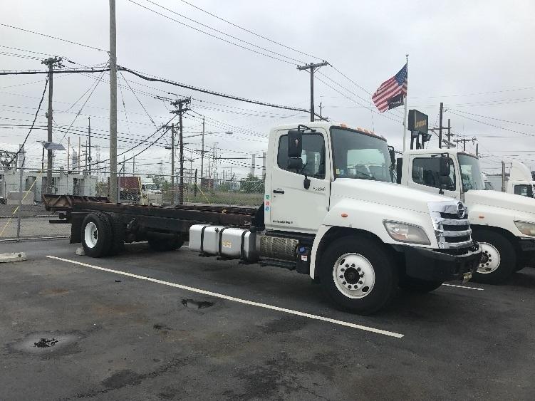 Medium Duty Box Truck-Light and Medium Duty Trucks-Hino-2011-338-NORTH BERGEN-NJ-309,442 miles-$9,000
