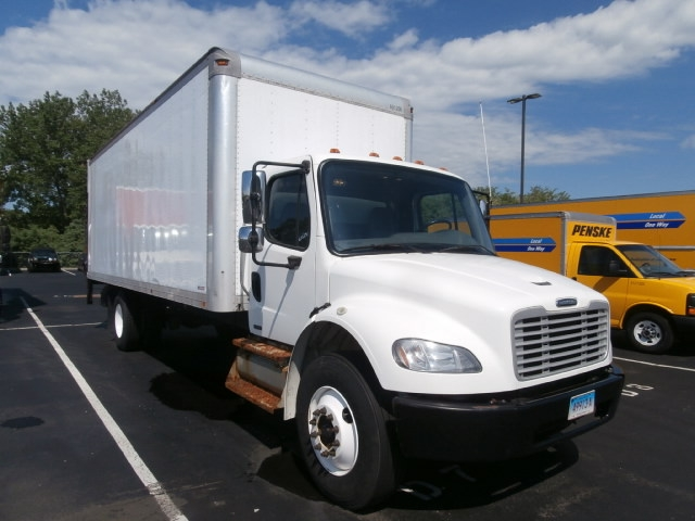Medium Duty Box Truck-Light and Medium Duty Trucks-Freightliner-2011-M2-WEST HAVEN-CT-355,201 miles-$23,000