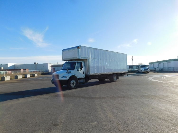 Medium Duty Box Truck-Light and Medium Duty Trucks-Freightliner-2011-M2-SASKATOON-SK-171,330 km-$47,500