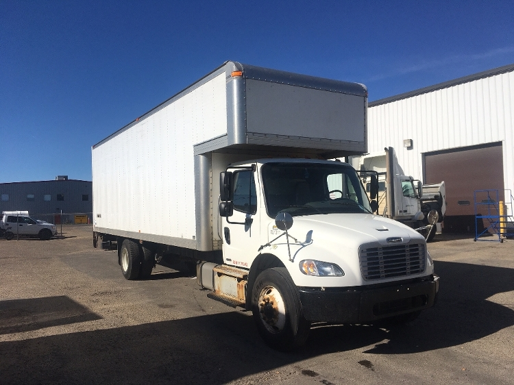 Medium Duty Box Truck-Light and Medium Duty Trucks-Freightliner-2011-M2-EDMONTON-AB-160,308 km-$48,750