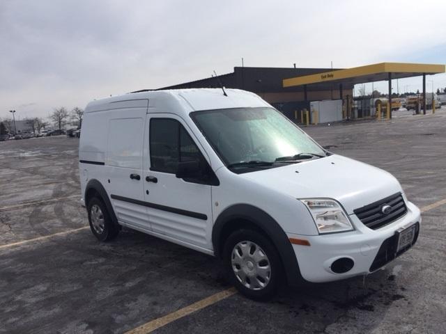 Cargo Van (Panel Van)-Light and Medium Duty Trucks-Ford-2011-TRANXLT-MISSISSAUGA-ON-149,444 km-$12,250