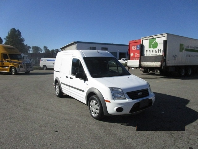 Cargo Van (Panel Van)-Light and Medium Duty Trucks-Ford-2011-TRANXLT-BURNABY-BC-176,655 km-$9,000