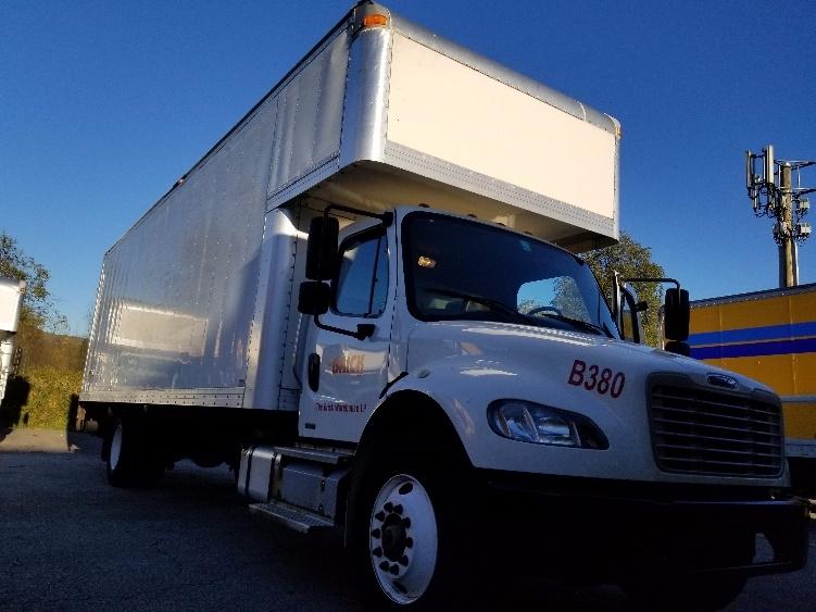 Medium Duty Box Truck-Light and Medium Duty Trucks-Freightliner-2011-M2-BURNABY-BC-173,028 km-$50,500