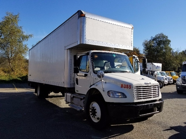Medium Duty Box Truck-Light and Medium Duty Trucks-Freightliner-2011-M2-BURNABY-BC-288,646 km-$43,000