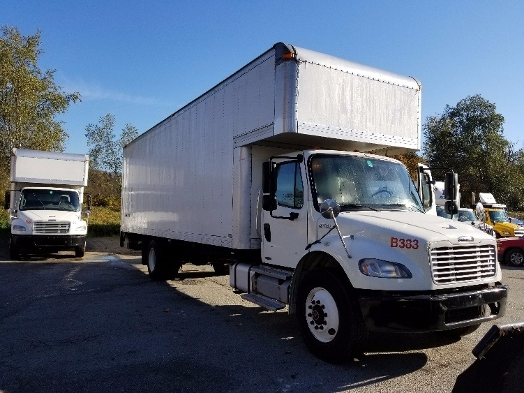 Medium Duty Box Truck-Light and Medium Duty Trucks-Freightliner-2011-M2-BURNABY-BC-226,327 km-$45,750