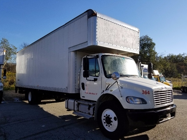 Medium Duty Box Truck-Light and Medium Duty Trucks-Freightliner-2011-M2-BURNABY-BC-205,584 km-$46,750