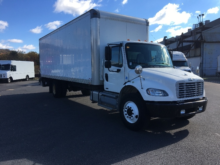 Medium Duty Box Truck-Heavy Duty Tractors-Freightliner-2011-M2-PITTSBURGH-PA-402,336 miles-$19,750
