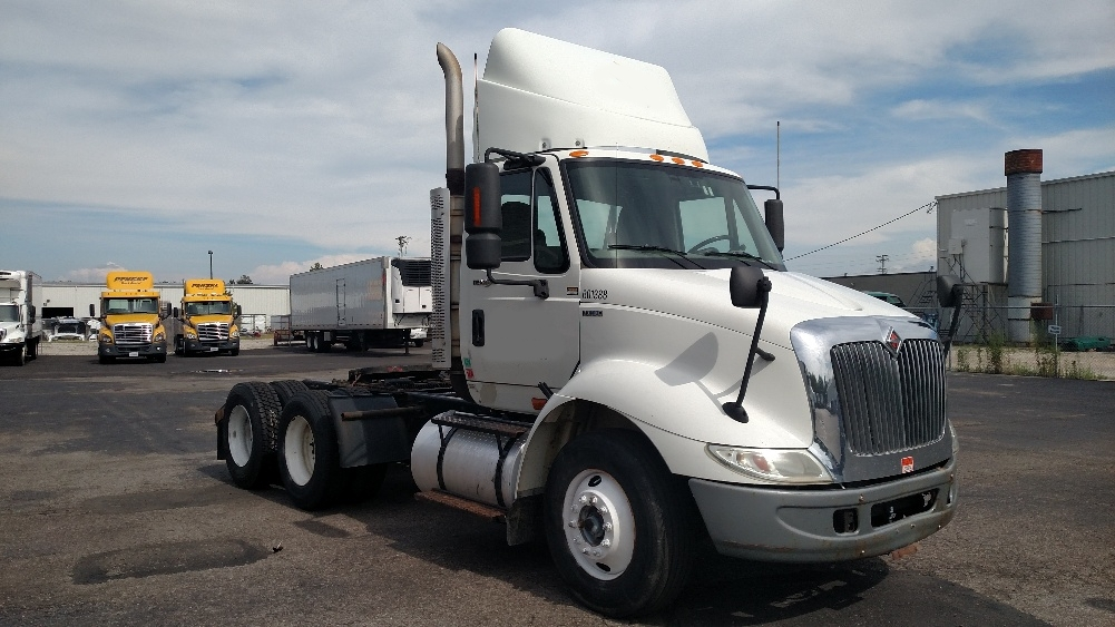 Day Cab Tractor-Heavy Duty Tractors-International-2011-8600-TWINSBURG-OH-354,038 miles-$21,250