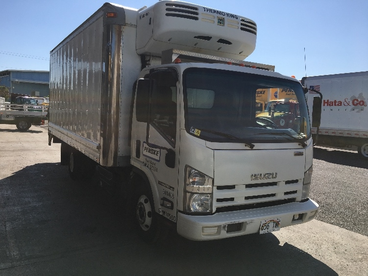 Reefer Truck-Light and Medium Duty Trucks-Isuzu-2011-NPR-TORRANCE-CA-112,310 miles-$34,500