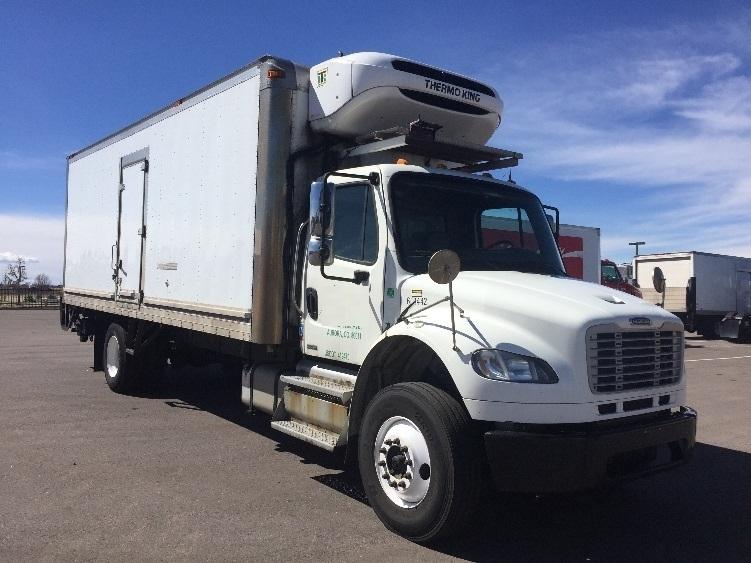 Reefer Truck-Light and Medium Duty Trucks-Freightliner-2011-M2-DENVER-CO-251,586 miles-$28,000