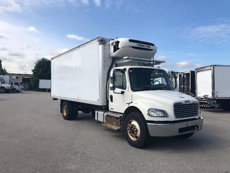 Reefer Truck-Light and Medium Duty Trucks-Freightliner-2011-M2-DELTA-BC-281,739 km-$36,250