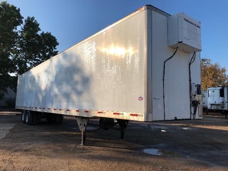 Dry Van Trailer-Semi Trailers-Utility-2010-Trailer-DALLAS-TX-339,211 miles-$16,500