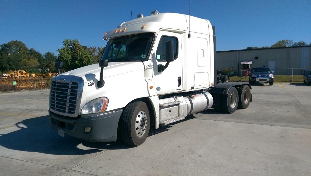 Sleeper Tractor-Heavy Duty Tractors-Freightliner-2011-Cascadia 12564ST-HAMMOND-LA-404,522 miles-$46,250