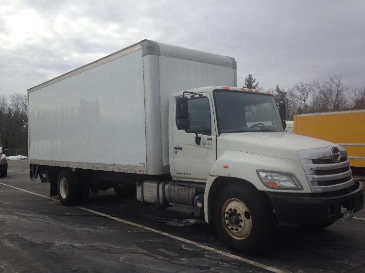 Medium Duty Box Truck-Light and Medium Duty Trucks-Hino-2011-268-LONDONDERRY-NH-262,316 miles-$31,000