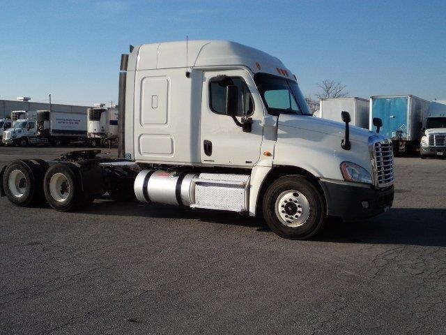 Sleeper Tractor-Heavy Duty Tractors-Freightliner-2011-Cascadia 12564ST-FORT SMITH-AR-273,473 miles-$40,750