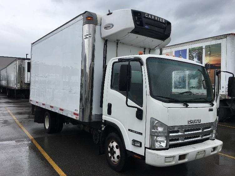 Reefer Truck-Light and Medium Duty Trucks-Isuzu-2010-NPR-DELTA-BC-188,643 km-$35,250