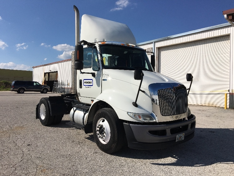 Day Cab Tractor-Heavy Duty Tractors-International-2012-8600-TAMPA-FL-232,475 miles-$20,000