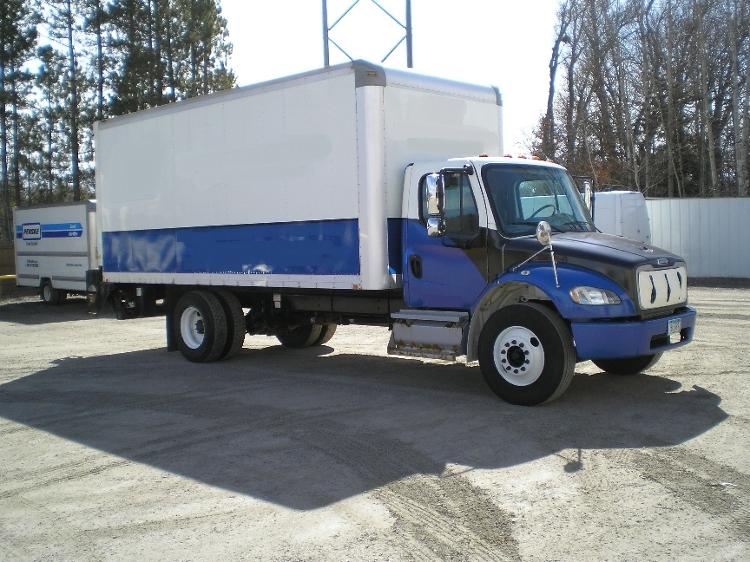 Medium Duty Box Truck-Light and Medium Duty Trucks-Freightliner-2011-M2-ST CLOUD-MN-225,773 miles-$28,750