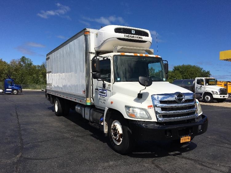 Reefer Truck-Light and Medium Duty Trucks-Hino-2011-338-WEST BABYLON-NY-178,946 miles-$37,000