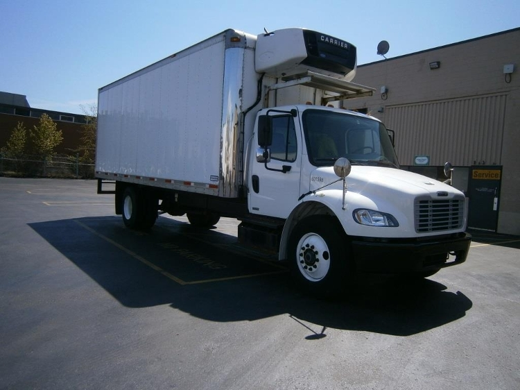Reefer Truck-Light and Medium Duty Trucks-Freightliner-2011-M2-MISSISSAUGA-ON-475,295 km-$32,250