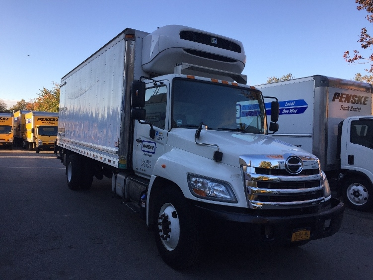Reefer Truck-Light and Medium Duty Trucks-Hino-2011-338-WEST BABYLON-NY-166,111 miles-$31,500