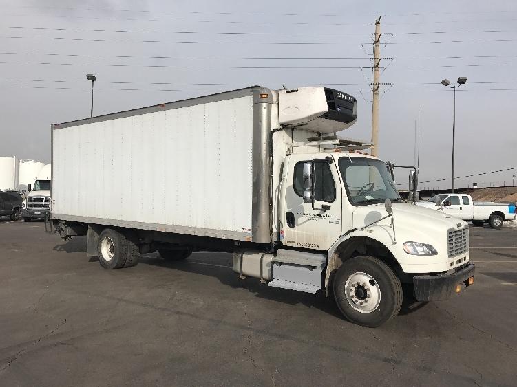 Reefer Truck-Light and Medium Duty Trucks-Freightliner-2011-M2-DENVER-CO-255,655 miles-$38,500
