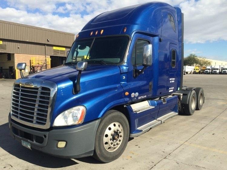Sleeper Tractor-Heavy Duty Tractors-Freightliner-2011-Cascadia 12564ST-PHOENIX-AZ-469,503 miles-$37,250