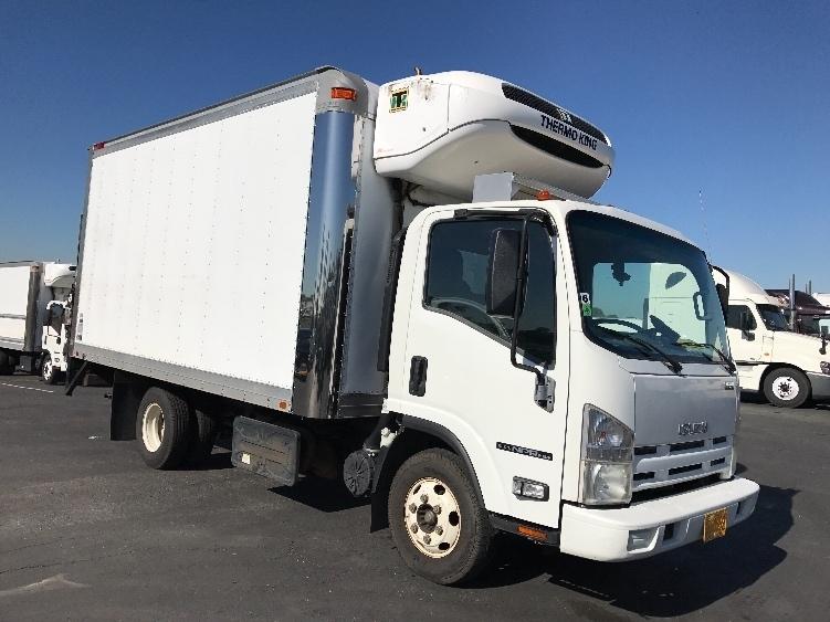 Reefer Truck-Light and Medium Duty Trucks-Isuzu-2011-NPR-TORRANCE-CA-64,071 miles-$36,250