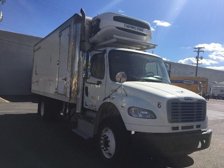 Reefer Truck-Light and Medium Duty Trucks-Freightliner-2011-M2-DENVER-CO-197,393 miles-$34,000