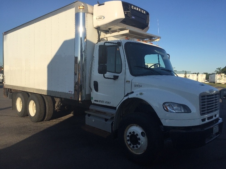 Reefer Truck-Light and Medium Duty Trucks-Freightliner-2011-M2-SCARBOROUGH-ME-125,762 miles-$43,250
