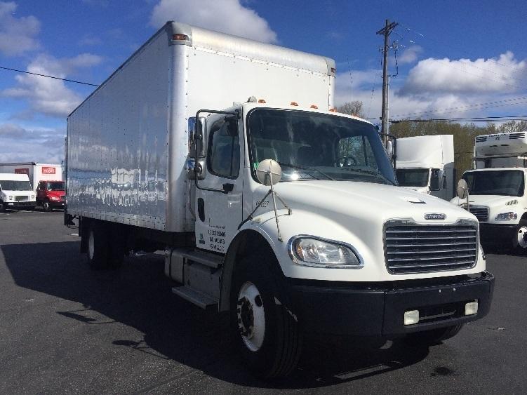 Medium Duty Box Truck-Light and Medium Duty Trucks-Freightliner-2011-M2-TACOMA-WA-354,583 miles-$23,500
