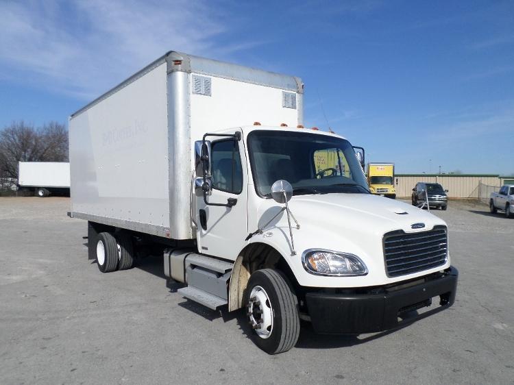 Medium Duty Box Truck-Light and Medium Duty Trucks-Freightliner-2011-M2-DECATUR-AL-210,079 miles-$33,750