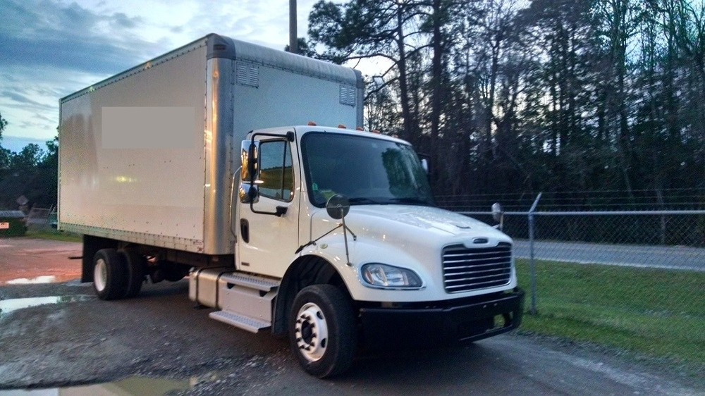 Medium Duty Box Truck-Light and Medium Duty Trucks-Freightliner-2011-M2-DOTHAN-AL-180,521 miles-$36,250