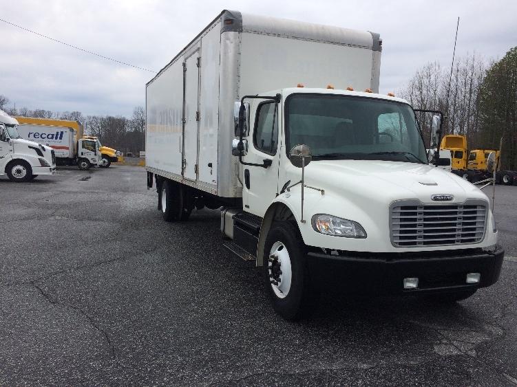 Medium Duty Box Truck-Light and Medium Duty Trucks-Freightliner-2011-M2-GREER-SC-131,428 miles-$43,000