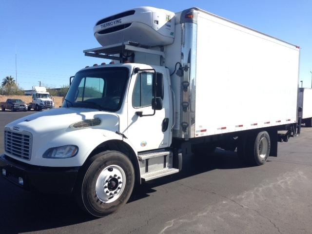 Reefer Truck-Light and Medium Duty Trucks-Freightliner-2011-M2-PHOENIX-AZ-276,747 miles-$39,500