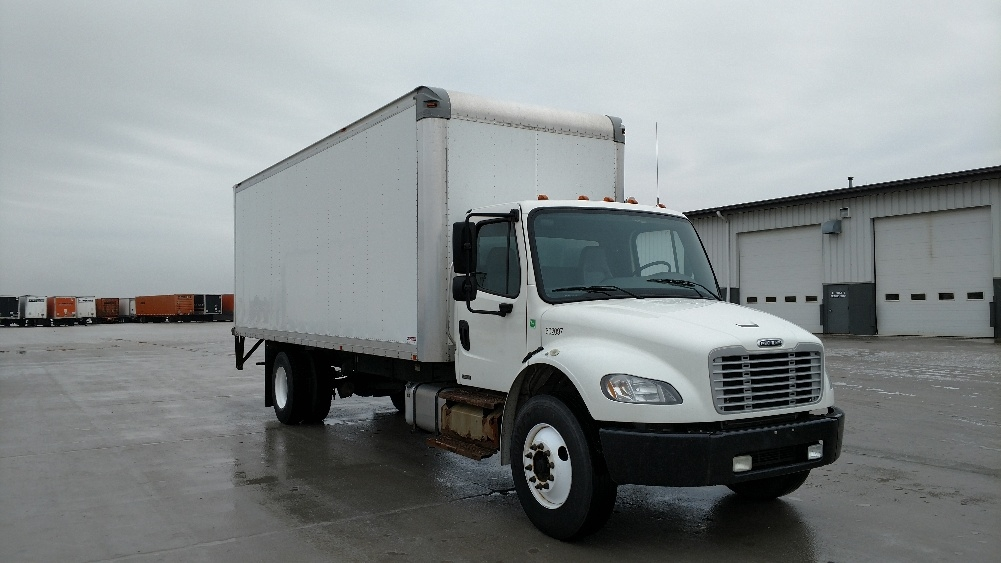 Medium Duty Box Truck-Light and Medium Duty Trucks-Freightliner-2011-M2-STURTEVANT-WI-191,244 miles-$22,000